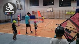 LSURF zajęcia windsurfingowe