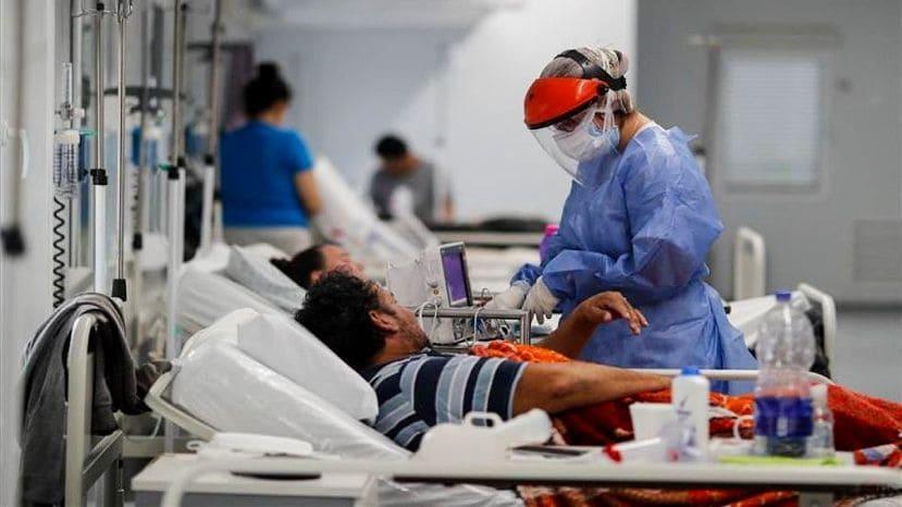 Más de 11 mil contagios se registraron en las últimas 24 horas