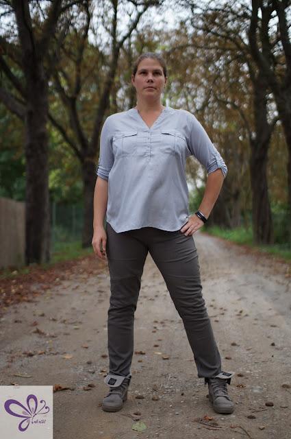 Cassie Pants - Style Arc - Bikerhose - Elle Puls