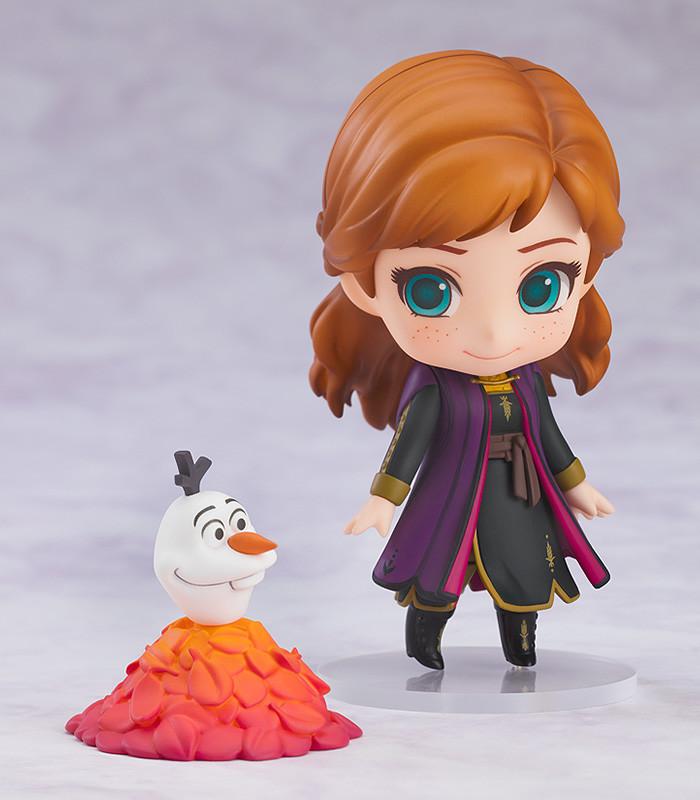 Figuras: Nendoroid Anna de Frozen 2, Good Smile Company