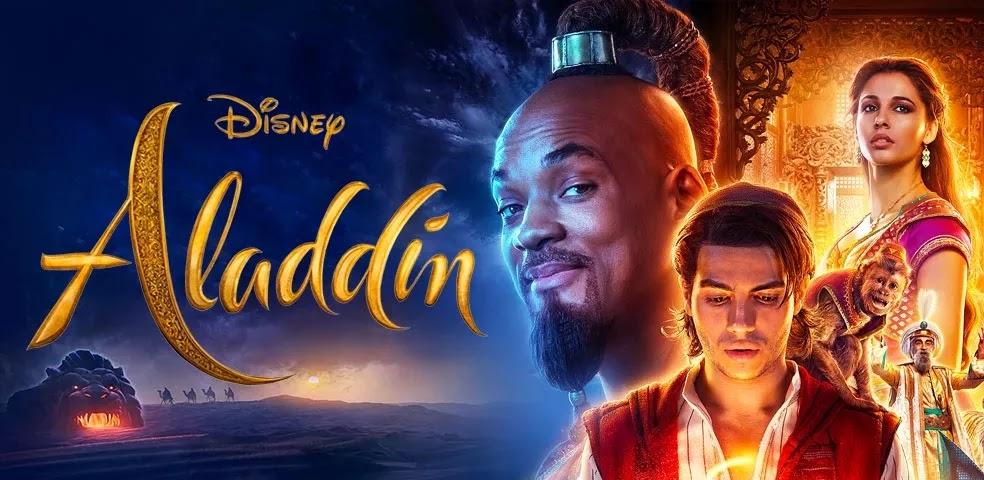 Hora de Filmes || Aladdin