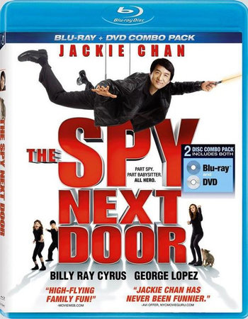 The Spy Next Door (2010) Dual Audio Hindi 720p BluRay