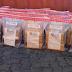 Ocupan 91 kilos de cocaína camuflados en furgón de botellas plásticas en el Puerto Caucedo