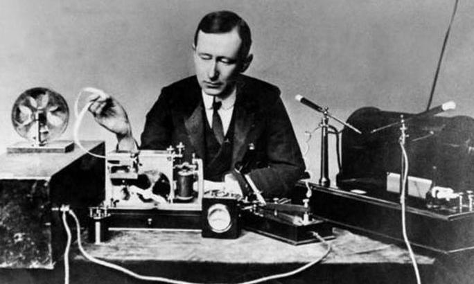 Yang Mendasari Guglielmo Marconi Dalam Penemuan Radio