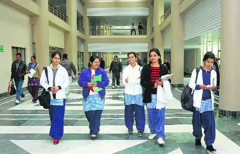Students to get free uniforms, bagsछात्र