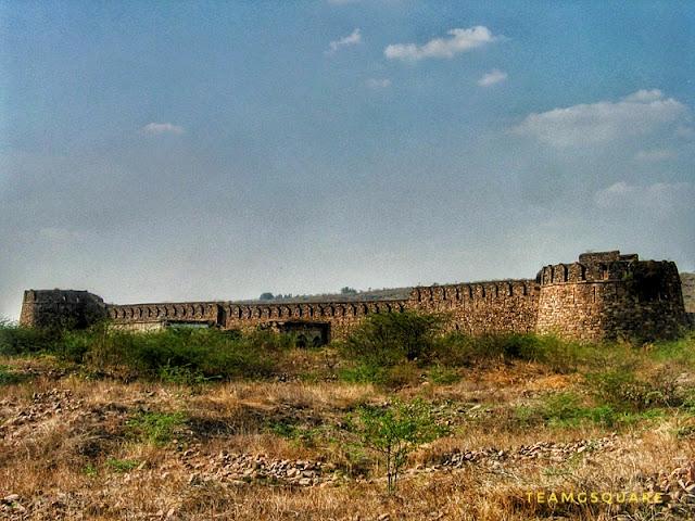 Torgal Fort, Karnataka