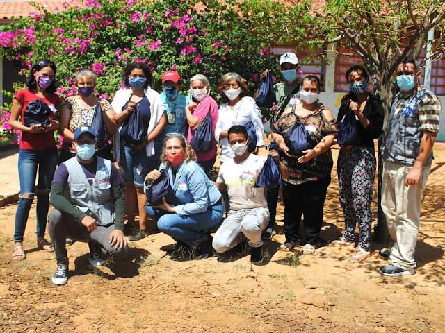 Azul Positivo Ayuda Humanitaria Zulia