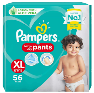 Pampers All round Protection Pants Baby Diaper Pants