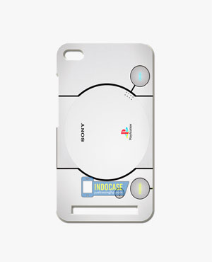Casing HP Gambar PS1 Game PlayStation One
