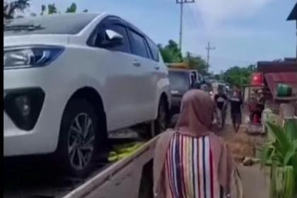 Viral video warga satu desa dituban borong 176 mobil baru