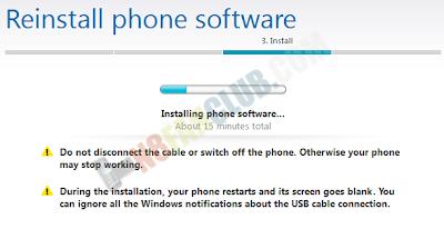 Download firmware nokia 105 rm-1134 bin file & cara flash nokia.