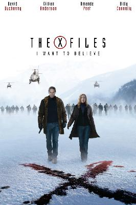 Nonton The X Files I Want To Belive (2008)