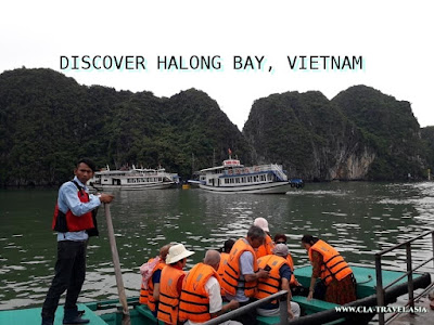 Discover Halong Bay, Vietnam