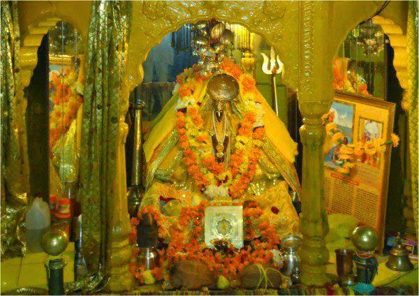 Goddess Bagalamukhi - madhya pradesh