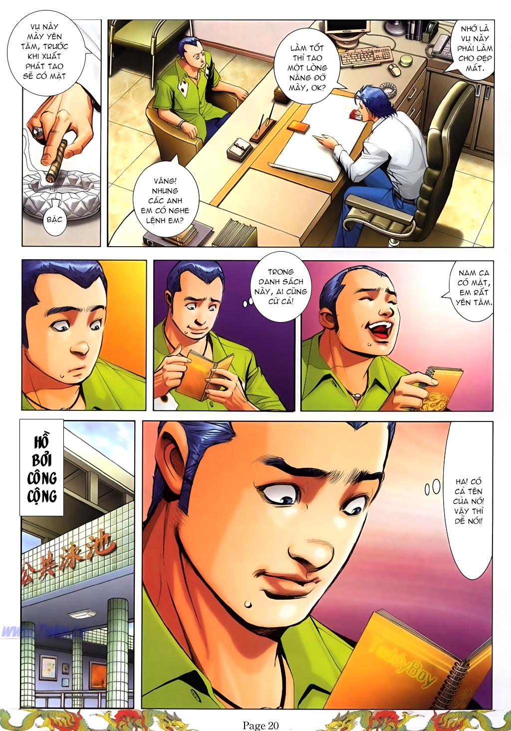 Người Trong Giang Hồ Chap 783 - Truyen.Chap.VN