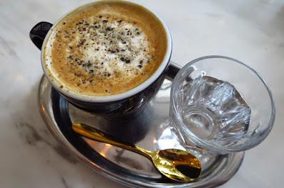 The Coffee Academics, coffee black pepper agave