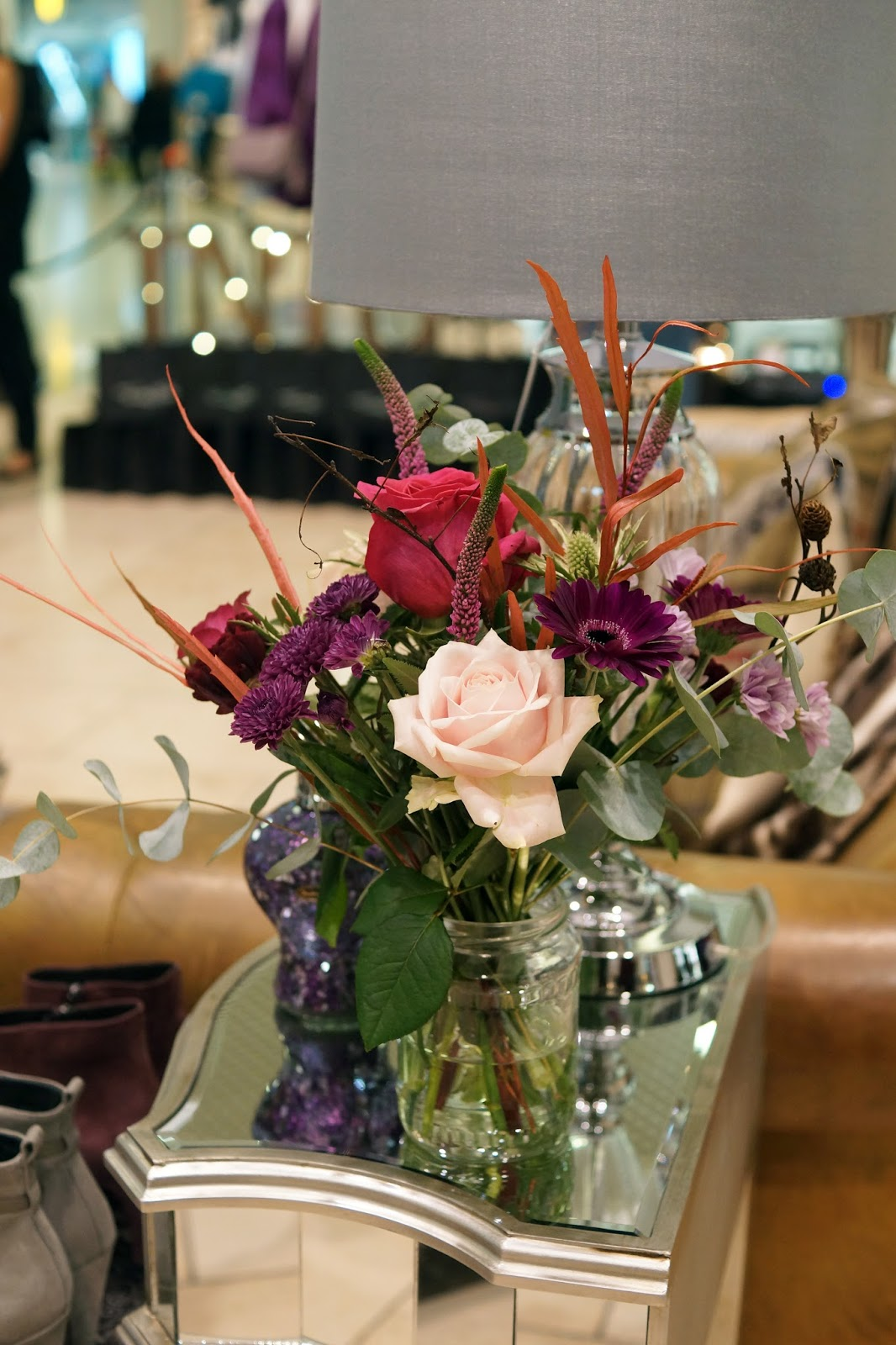 AW16 Style Intu Metrocentre Seasonal Trends North East Bloggers Flowers