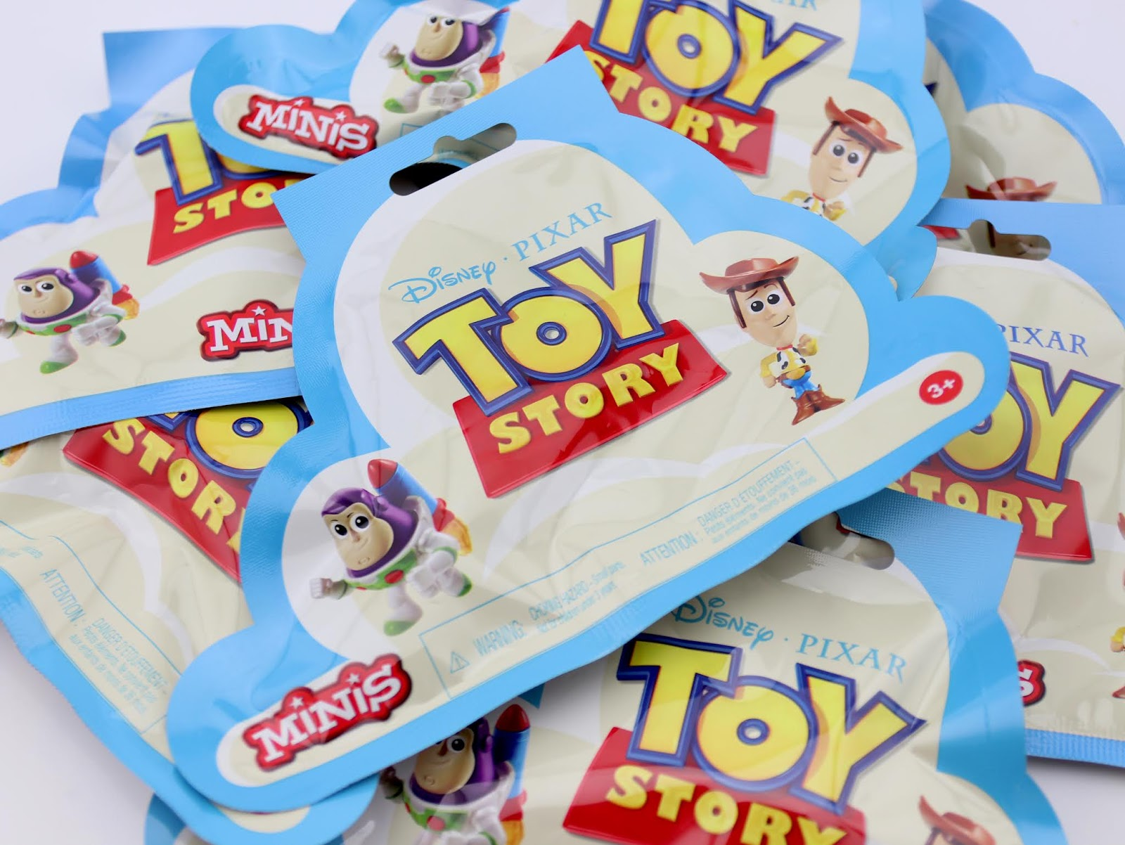 "Mattel Toy Story Minis 2020 Series 1—""Andy's Toy Box"""