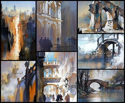 Thomas Schaller collage