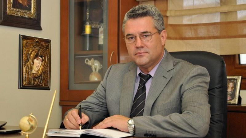 Δήμαρχος Δράμας - Ολυμπιονίκης στα... τηλεπαράθυρα