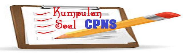 tapi dari kini para calon peserta juga sudah harus  Soal Hots CPNS 2020 : SOAL TES CPNS DAN PEMBAHASAN (LATIHAN SOAL TES CPNS 2019/2020)