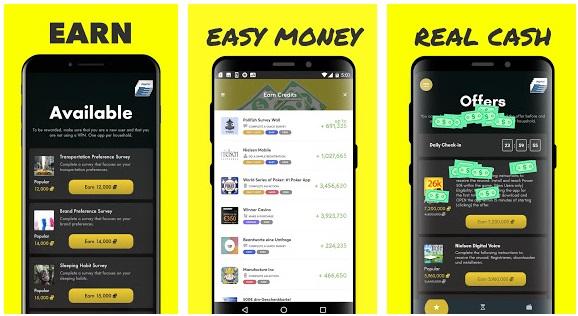 افضل تطبيقات لربح المال من هاتفك الاندرويد لعام 2021
