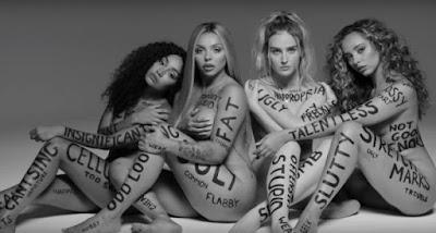 "Little Mix Unleashes Bombastic - ""Strip"" Official Video Single Feat Sharaya J"