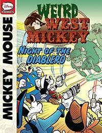 Weird West Mickey: Night of the Diablero