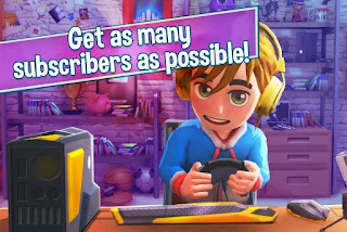 Download Youtubers Life Gaming MOD APK