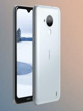 Nokia C30 White