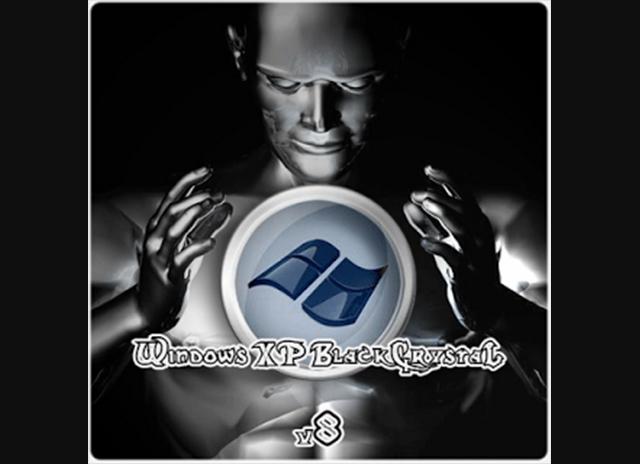 ✅ Windows XP Black Crystal SP3 Español  [ UL - FF ] Windows-xp-black-crystal