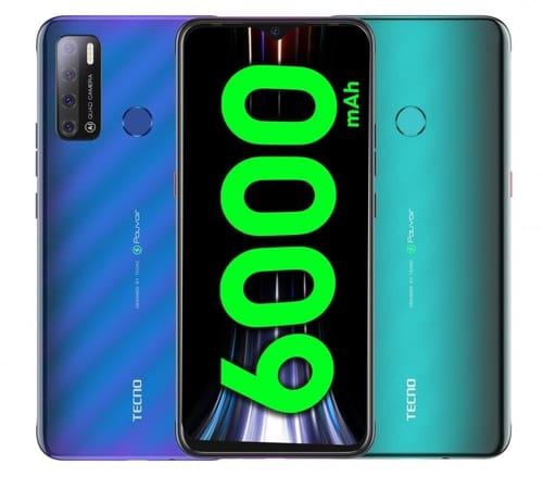 Tecno announces the launch of the Spark Power 2 Air phone