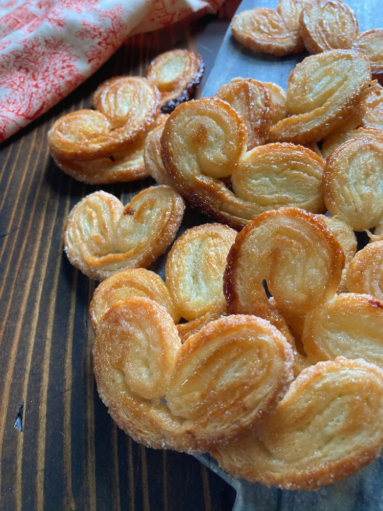 Palmiers | Midnight in Paris #FoodnFlix