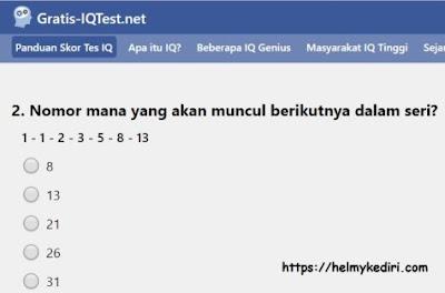 2. Free- IQTest. net