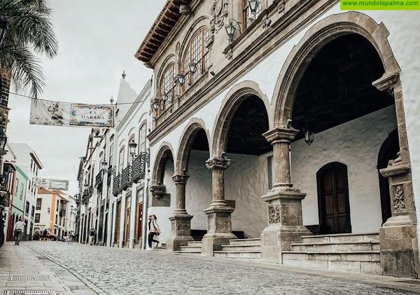 """Casco Histórico """"aplaude"""" el anuncio de ayudas directas anunciadas por parte del Ayuntamiento de S/C de la Palma a pymes y autónomos de la capital palmera"""