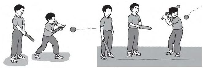 Materi Pembelajaran Penjas Pengertian Permainan Bola Kasti