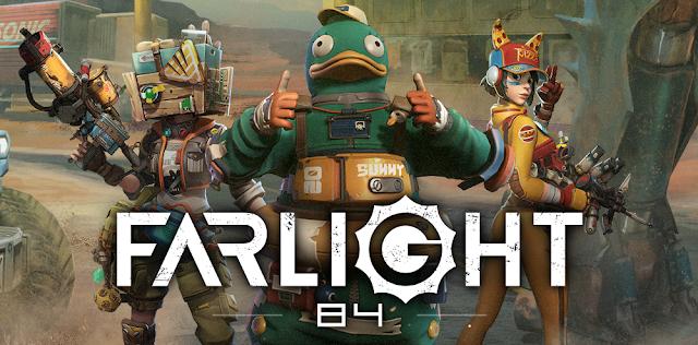 تحميل لعبة farlight 84 للاندرويد و الايفون 2021