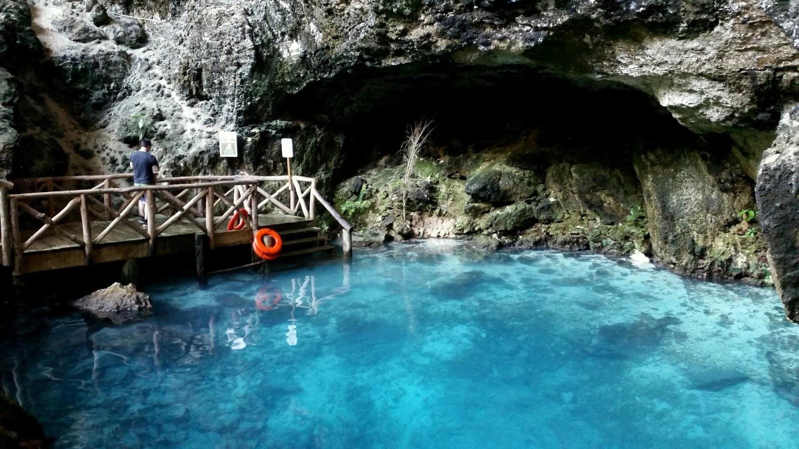jezioro Hoyo Azul