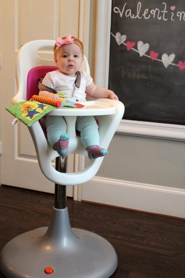 Veronikas Blushing Boon Flair Highchair Review