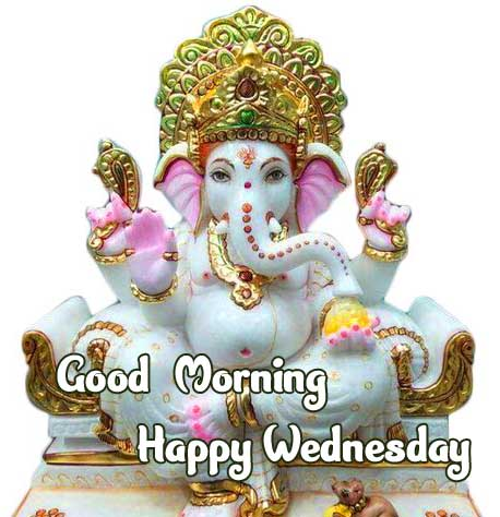 wednesday good morning wishes in hindi