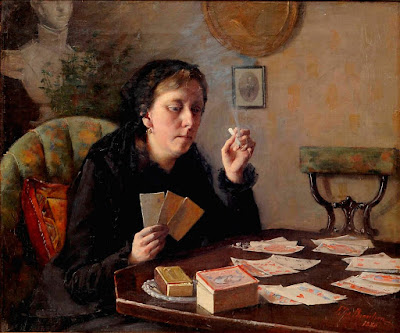 Cards Entertainment (1886), Elin Danielson-Gambogi