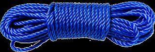 4mm blue polycord