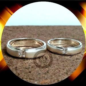 cincin kawin perak p5671