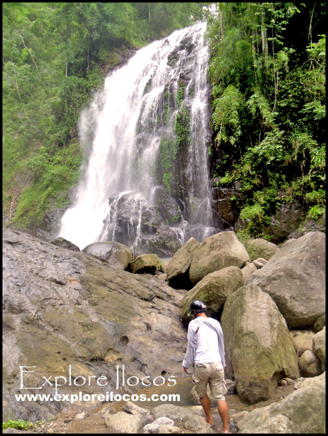 Alilem, Ilocos Sur: Spotting the Waterfalls!