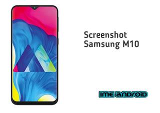 Screenshot Samsung Samsung m11