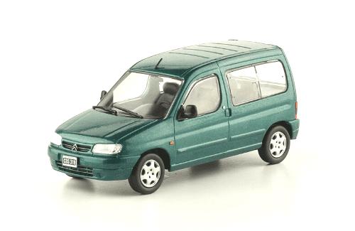 Citroën Berlingo 1998 1:43, autos inolvidables argentinos 80 90