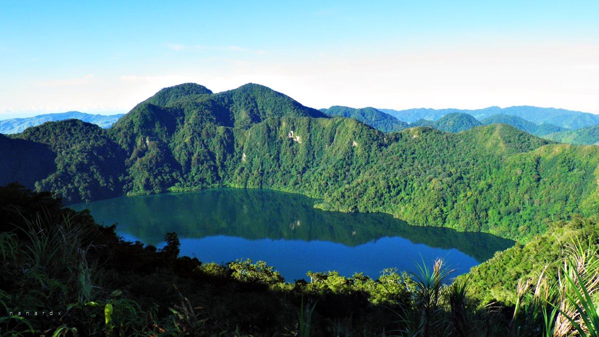 Lake Holon in T'boli, South Cotabato