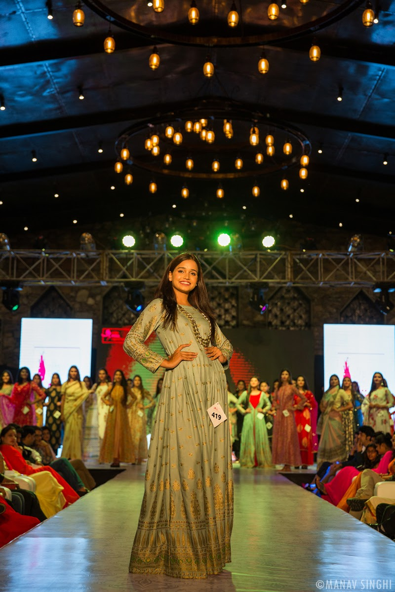 Elite Miss Rajasthan 2018