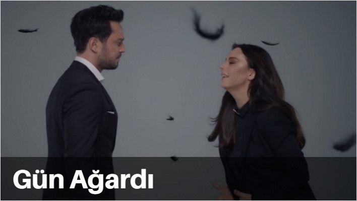 Murat Boz - Ebru Gündeş Gün Ağardı Şarkı Sözleri