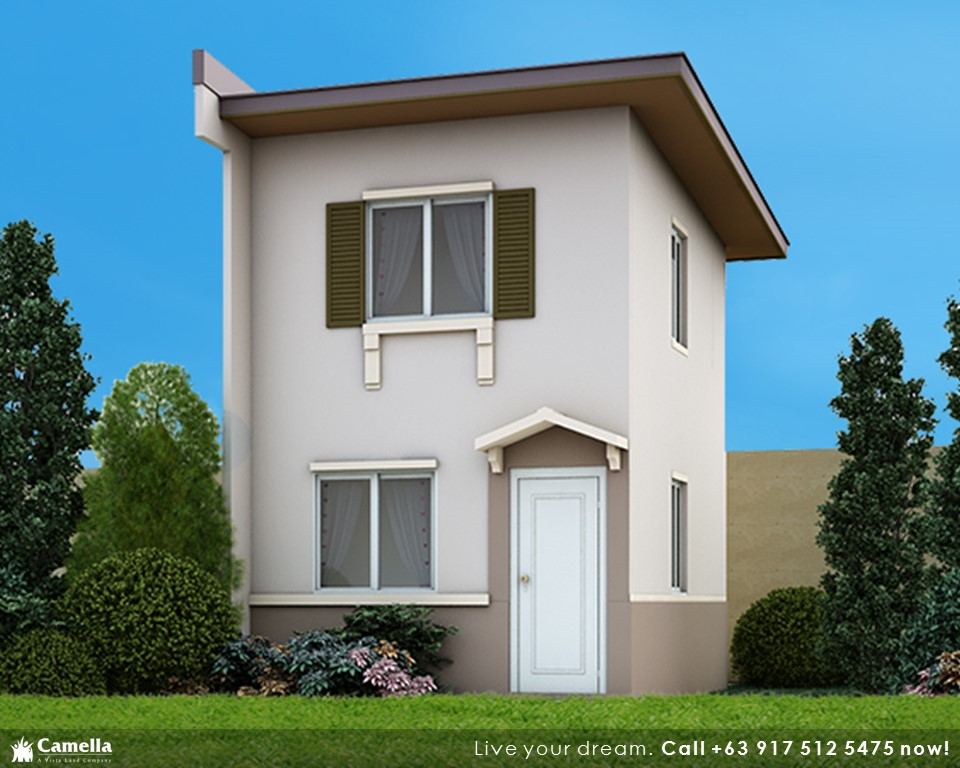 Danielle - Camella Dasmarinas Island Park| Camella Affordable House for Sale in Dasmarinas Cavite